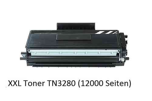 Alternativ Brother TN-3280 XL Toner (12000 Seiten)