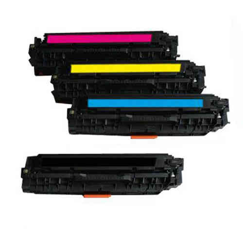 Alternativ HP CE410A -CE413A / 305A Toner BK,C,M,Y 4 Set