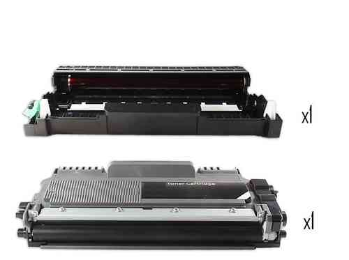 Alternativ DR-2200 Trommel + TN-2220 Toner für Brother MFC 7360ne